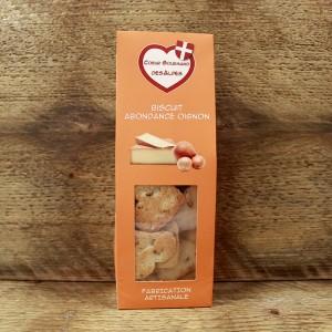 Biscuit Abondance oignon