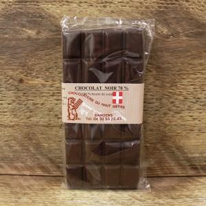 Chocolat noir 70 %