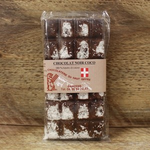 Chocolat noir coco