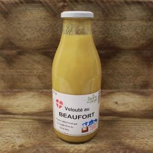Velouté au Beaufort