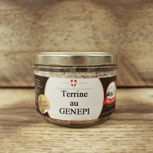 Terrine au génépi