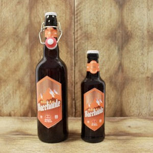 Bière ambrée des nants